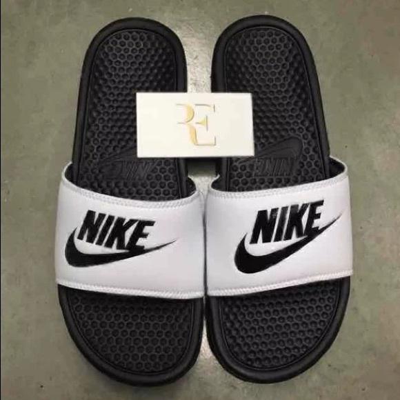 Nike Shoes | Nike Benassi Slides Just